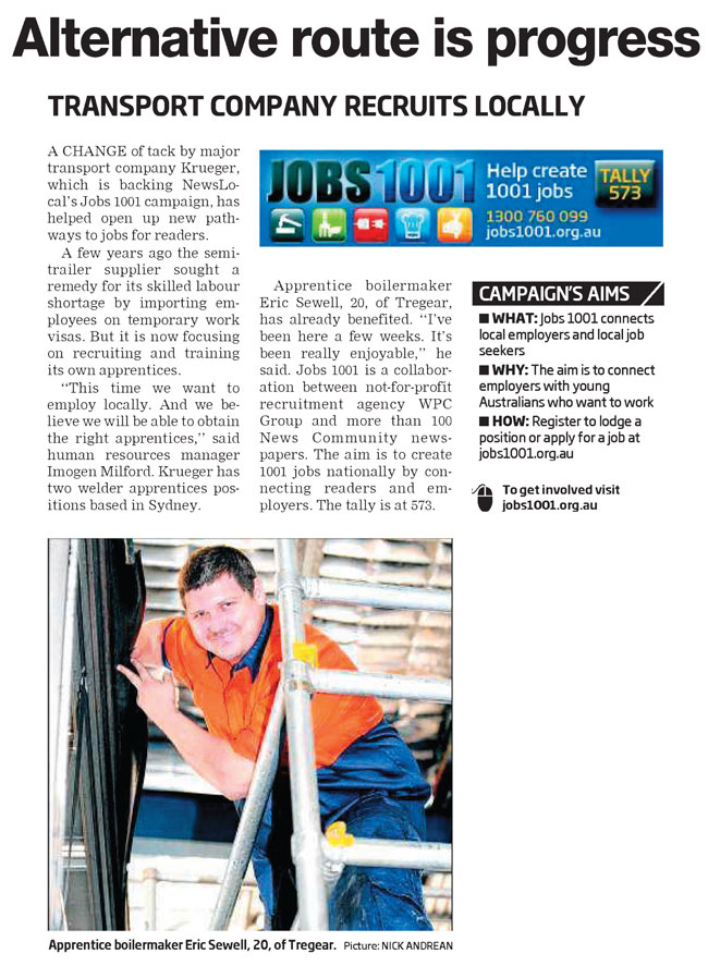 how to become a 1st year diesel mechanic apprentice brisbane