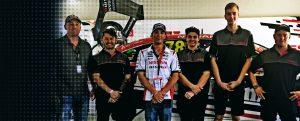NISSMAP Apprentices Meet V8 Star at Barbagallo Raceway
